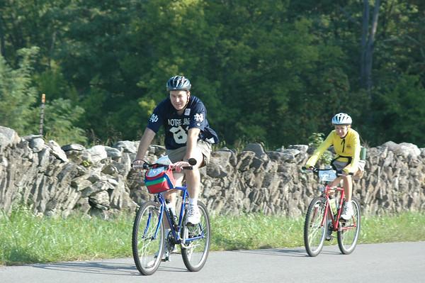 2006 Bike Trek to Shakertown