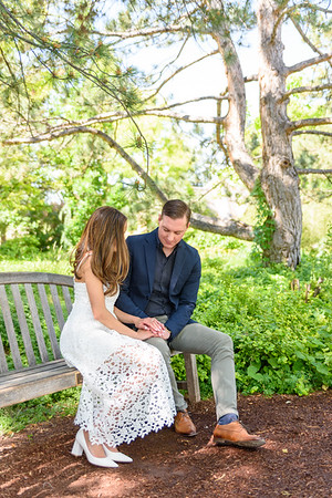 Eric & Nicole Engagement | Denver, CO