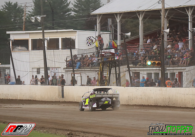 Fonda Speedway 8-7-21 Showstopper Photos