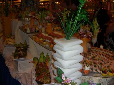 Carnival Legend - September 2007 - Onboard - Midnight Buffet