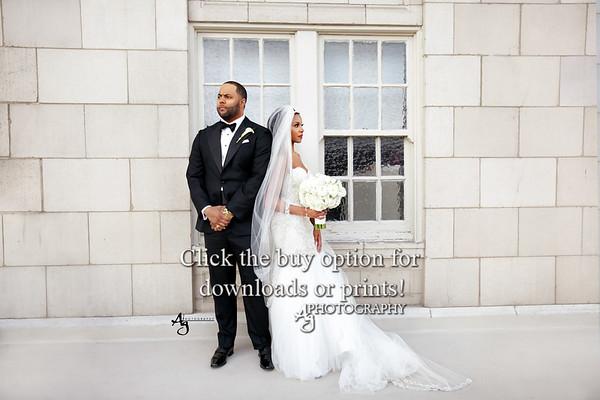 Justin & Naseya Hill