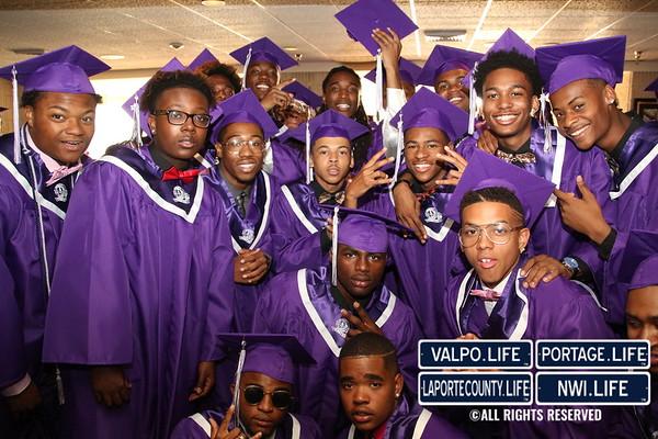 Merrillville High School Graduation 2017