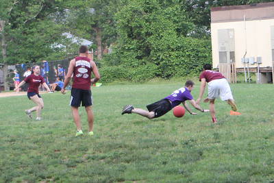 June  12th 2013  Kickball