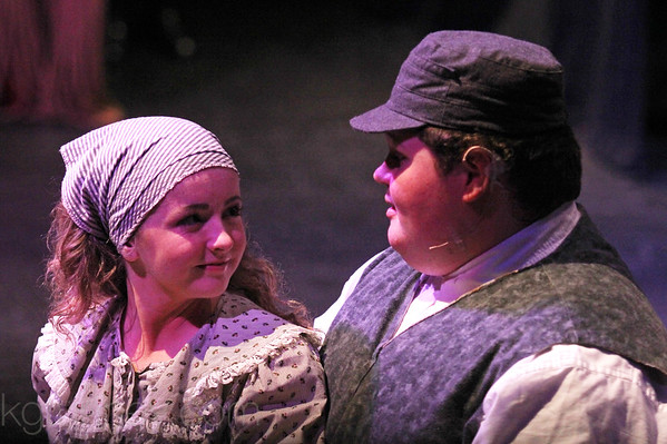Fiddler on the Roof - Dress and Saturday