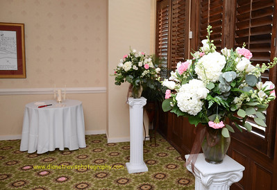 The Wedding of Jim & Crissy Burdette ~ The Berkley Hotel ~ July 28,2012