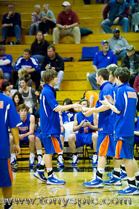 Bruins VS Sequoyah (7-AAAA)* 7 Jan 2011