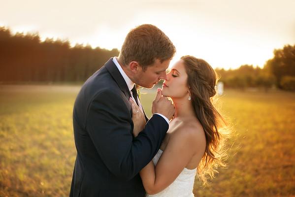 Cara & Daryl {Wedding} July 31, 2016