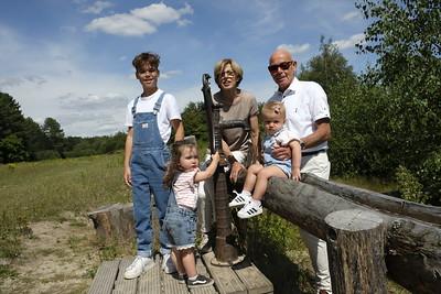 Familie Cox