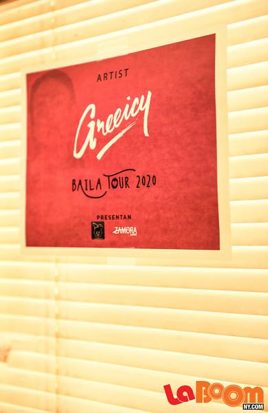 Greeicy Baila Tour - La Boom / Feb 13, 2020