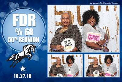 FDR c/o 68 50th Reunion 10-27-18