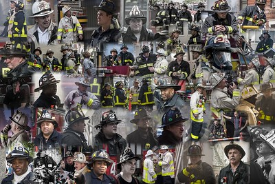 Boston Fire Fighters