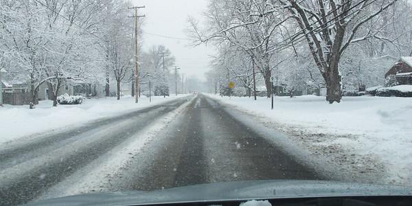 Jan 31-Feb 1, 2015. A lot of Snow !
