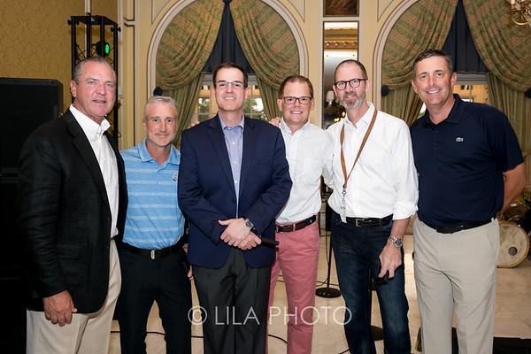 Thursday - Farewell Dinner and Golf Awards
