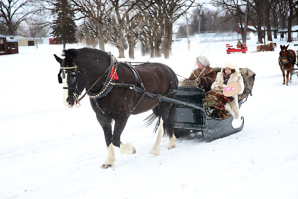 2014 COLUMBUS SLEIGH RALLY