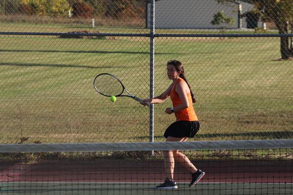Sept. 28, 2020 - Hillsboro Girls Tennis