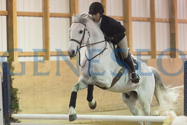 Equestrian IHSA Regionals (Photos by Annalee Bainnson)