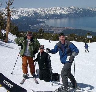 April 05: Spring Skiing