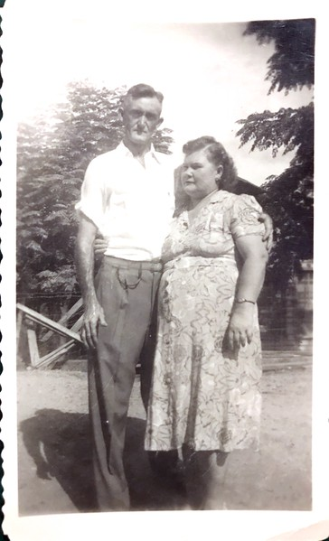Worked with Grandmaw Samuell during the war