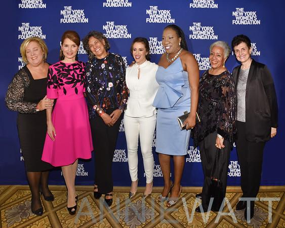 Oct. 15, 2018 The New York Women's Foundation Radical Generosity 2018 Gala