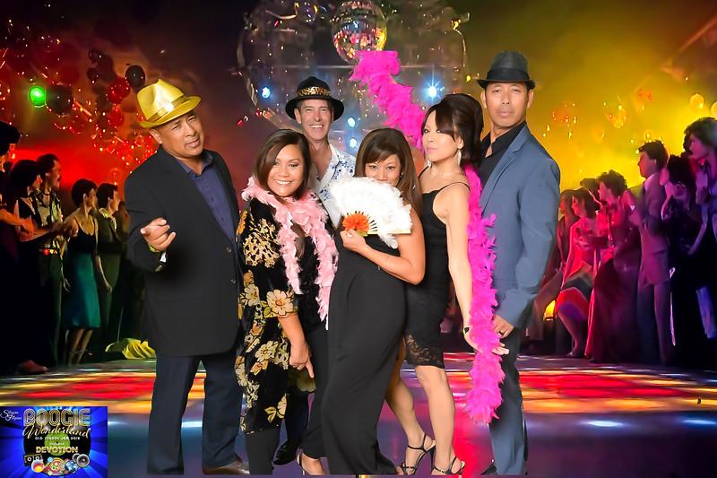 Silayan Filipina Boogie Wonderland old school dance party held in Tierrasanta, CA on November 17, 2019