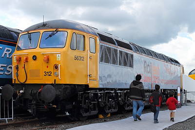 Railfest - 4th June 2012
