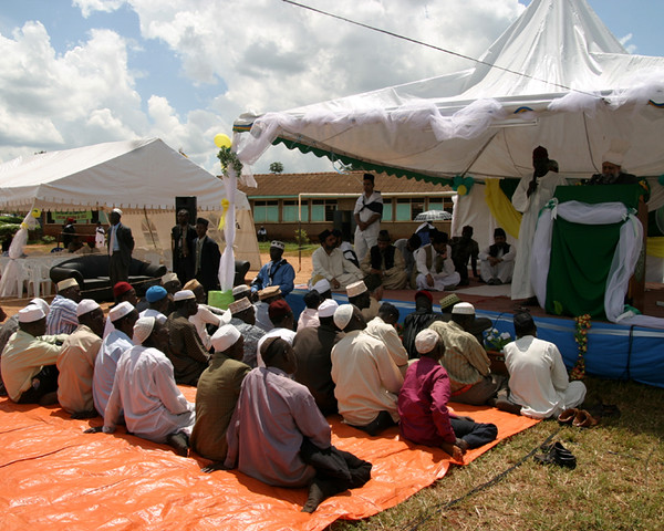 May 20, Khutba Jumah in Uganda