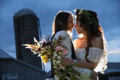 AJ and Crystal's Wedding 4-28-18
