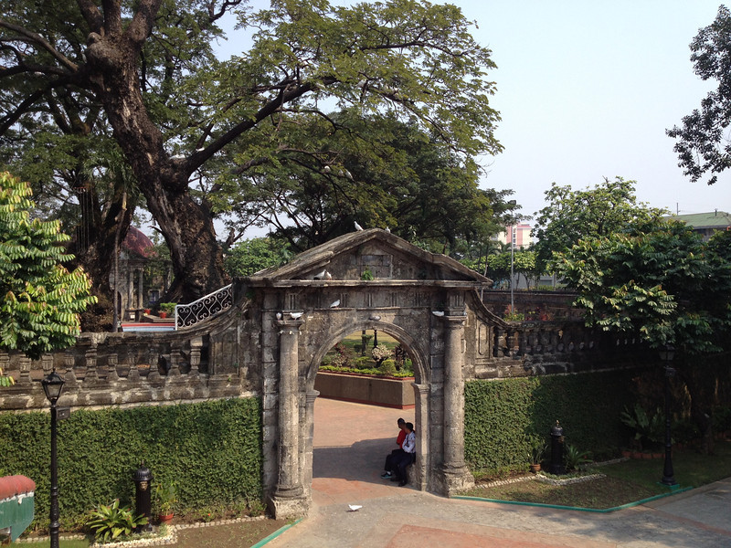 Paco Park, Manila