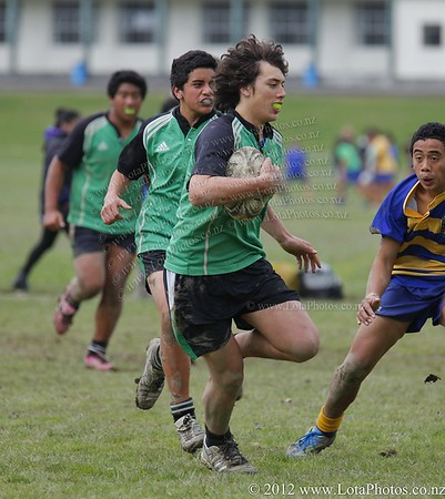 jm20120906 Rugby U15 - Wainui v St Bernards _MG_3240 b