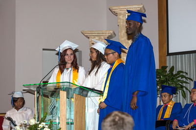 2015 HAA 12th Grade Graduation