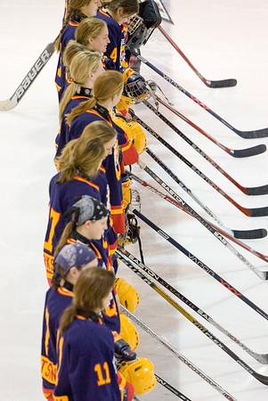 Women's Hockey - Queen's vs. Brock 20060219