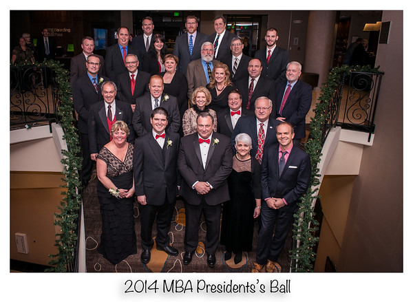 2014 MBA Presidents Ball Event