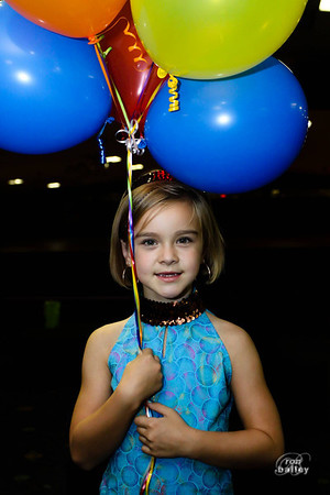Ryleigh's 7th Birthday Party
