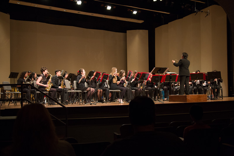 2015-04-27 Boston University Concert Band Concert