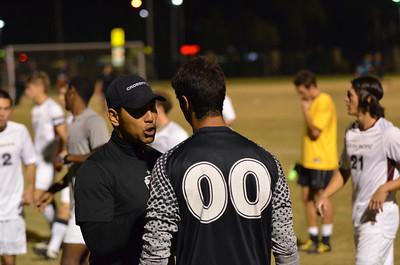 2012-11-15 Men's Soccer v Cal Baptist