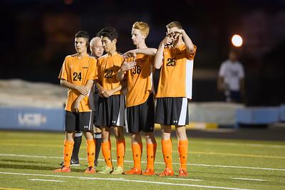 092315 Erie Var v Frederick Soccer
