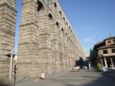 Spain Segovia