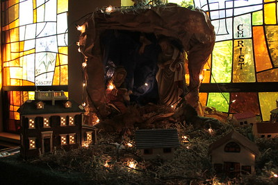 St. Joseph Church Creche