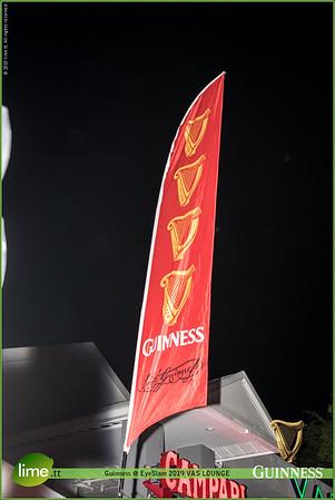 Guinness @ EyeSlam 2019 VAS LOUNGE