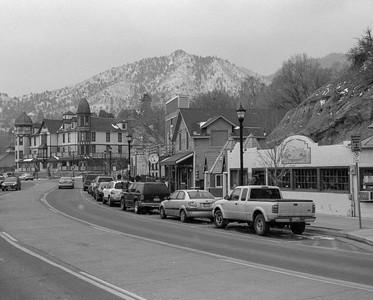 Colorado Springs and Manitou