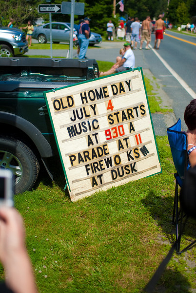Hartland Fourth of July Celebration, 7/8/10