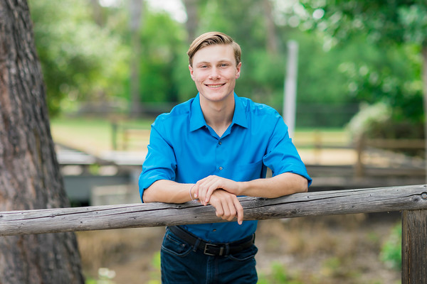 Colin B Senior Photos