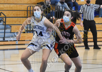 Franklin - Taunton Girls Basketball 1-23-21