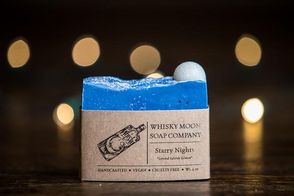 12.17.17 - Whisky Moon Soap Company - Yuletide Edition