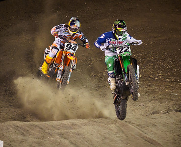 2014 Supercross Round 5 - Anaheim