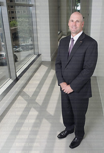 Jeff Musser, chief executive officer of Expeditors, is pictured at his company's headquarters in Seattle, Washington