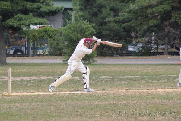 Cricket_Hemstead Vs Vikings