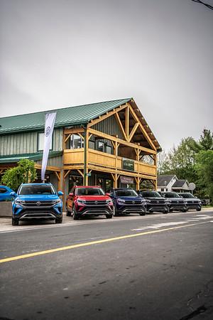 VW Canada Taos Launch