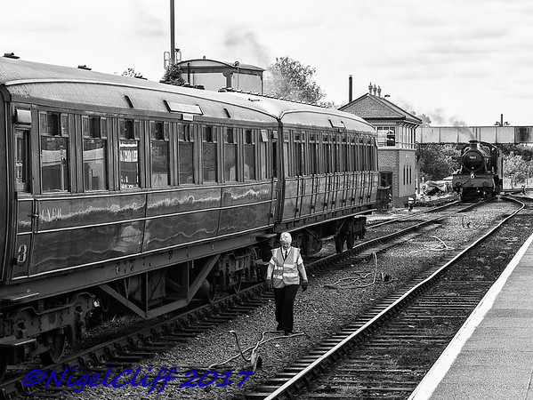 SVR Kidderminster and Highley (28.05.2017)