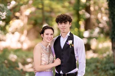 Halli & Peyton Prom 2020